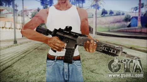 AK 5C for GTA San Andreas third screenshot