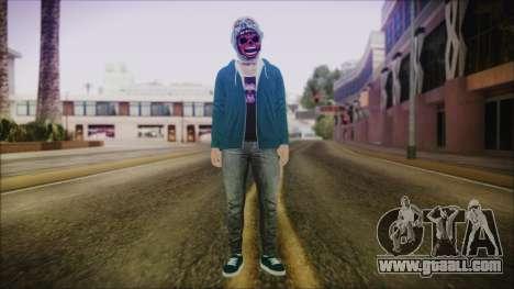 DLC Halloween GTA 5 Skin 1 for GTA San Andreas second screenshot