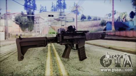AK 5C for GTA San Andreas second screenshot