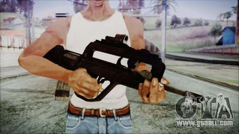 Famas G2 for GTA San Andreas third screenshot