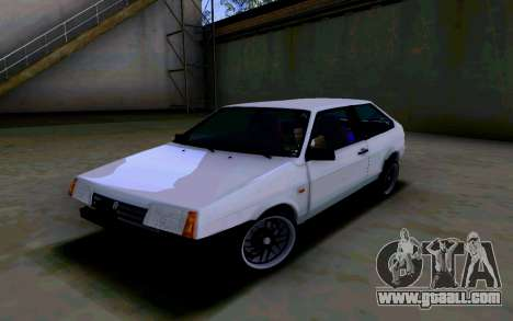 VAZ 2108 V2 for GTA San Andreas