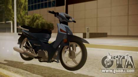 Honda Wave for GTA San Andreas