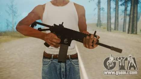 KAC PDW for GTA San Andreas