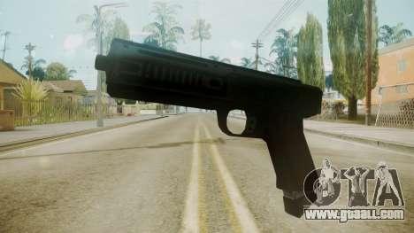 GTA 5 Tec9 for GTA San Andreas