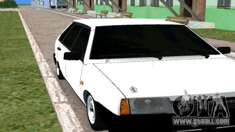 2109 THE БПАN for GTA San Andreas left view