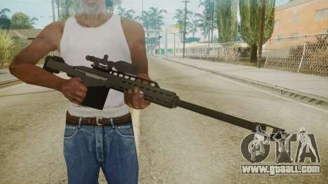 GTA 5 Sniper Rifle for GTA San Andreas third screenshot