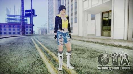 Home Girl New Chola for GTA San Andreas second screenshot