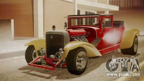 GTA 5 Albany Franken Stange for GTA San Andreas