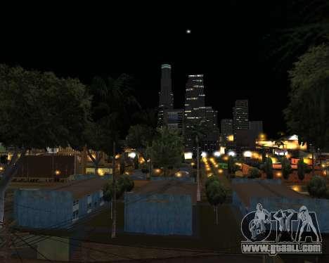 Project 2dfx 2015 for GTA San Andreas forth screenshot