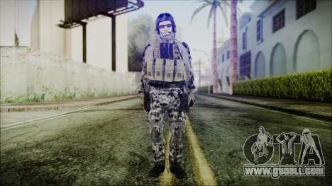 CODE5 Brazil for GTA San Andreas second screenshot