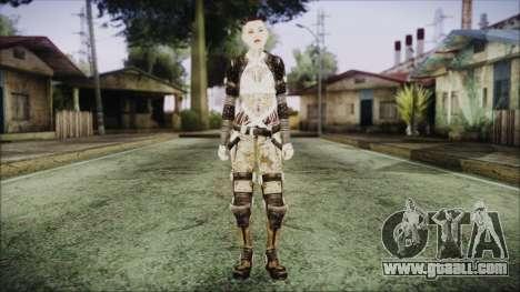 Barbie Punk for GTA San Andreas second screenshot