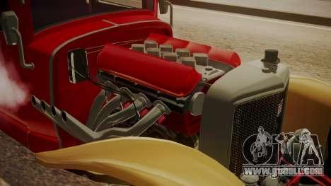 GTA 5 Albany Franken Stange for GTA San Andreas back view
