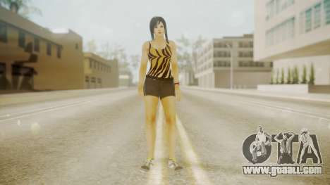 DoA Kokoro for GTA San Andreas second screenshot
