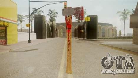 GTA 5 Katana for GTA San Andreas