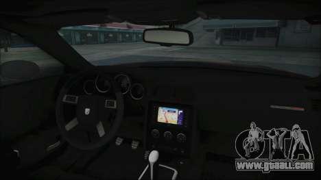 Dodge Challenger Daytona for GTA San Andreas right view