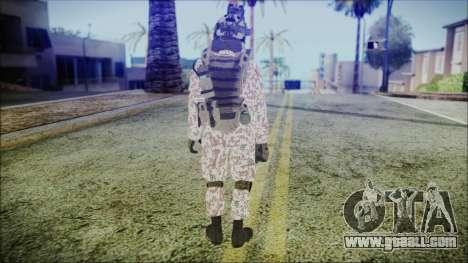 Bundeswehr Desert v3 for GTA San Andreas third screenshot