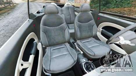 Mini Cooper S Convertible v0.2 for GTA 5