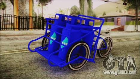Bici Colgas for GTA San Andreas