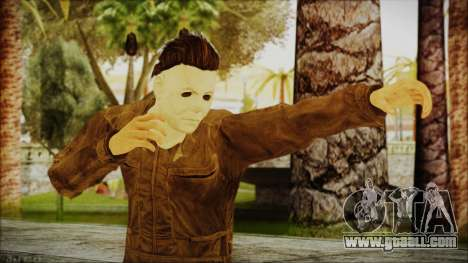 Michael Myers Movie Halloween for GTA San Andreas