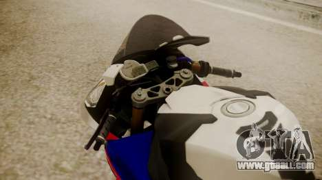 BMW S1000RR Limited for GTA San Andreas