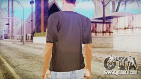 Illuminati T-Shirt for GTA San Andreas second screenshot
