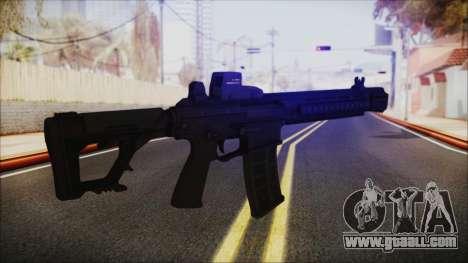 SOWSAR-17 Type G Assault Rifle for GTA San Andreas third screenshot