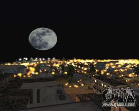 Project 2dfx 2015 for GTA San Andreas second screenshot