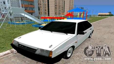 2109 THE БПАN for GTA San Andreas