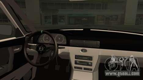 ГАЗ 31105 Drift (Everlasting Summer Edition) for GTA San Andreas right view