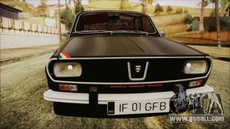 Dacia 1301LS GFB for GTA San Andreas back left view