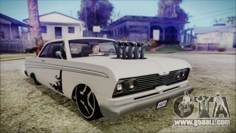 Blade Custom for GTA San Andreas