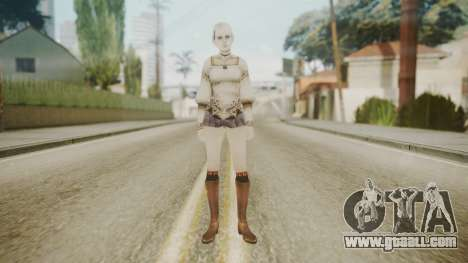 Demento Fiona Haunting Ground for GTA San Andreas second screenshot