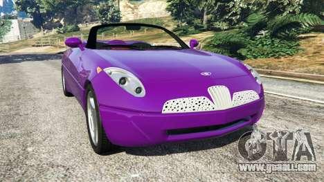 Daewoo Joyster Concept 1997 for GTA 5