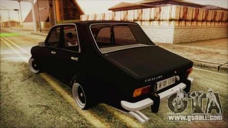Dacia 1301LS GFB for GTA San Andreas left view