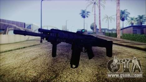 Bushmaster ACR for GTA San Andreas