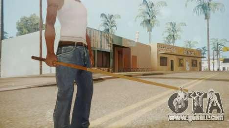 GTA 5 Pool Cue for GTA San Andreas third screenshot