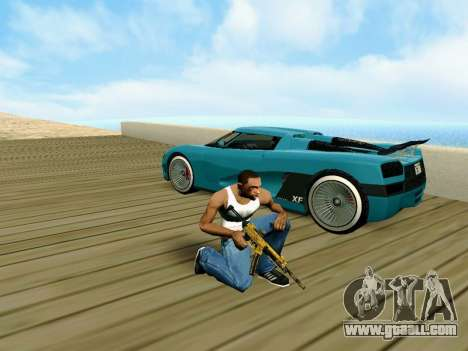 Anti-Lag Enb (Low PС) for GTA San Andreas third screenshot