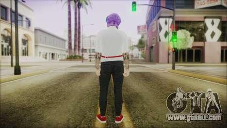 DLC Halloween GTA 5 Skin 2 for GTA San Andreas third screenshot