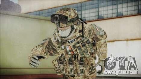 CODE5 Germany for GTA San Andreas