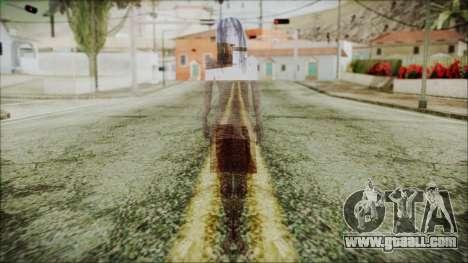 Ghost of Kayako Saeki for GTA San Andreas second screenshot