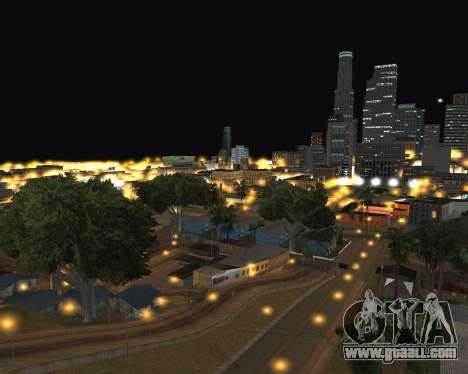Project 2dfx 2015 for GTA San Andreas
