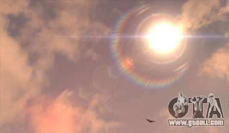 Cleo SkyBox for GTA San Andreas fifth screenshot