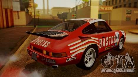 RUF CTR Yellowbird (911) 1987 HQLM for GTA San Andreas engine