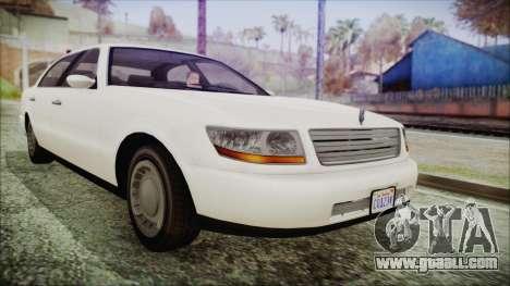 GTA 5 Albany Washington IVF for GTA San Andreas