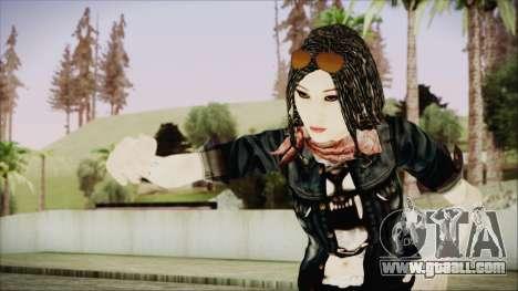 Home Girl Chola 1 for GTA San Andreas