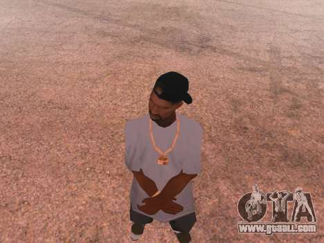 Welaso Boulevard Familis [Davis Pack] for GTA San Andreas forth screenshot