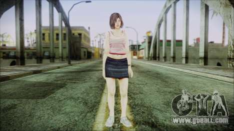 Ellen Silent Hill 4 for GTA San Andreas second screenshot