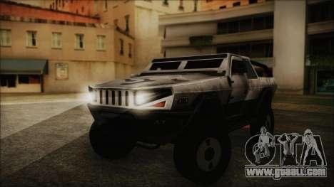 Hummer H2 C.E.L.L. Crysis 2 for GTA San Andreas