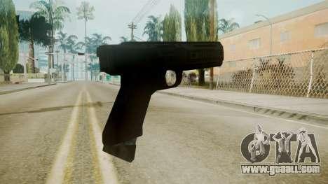 GTA 5 Tec9 for GTA San Andreas second screenshot