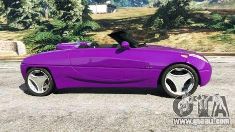 GTA 5 Daewoo Joyster Concept 1997 left side view